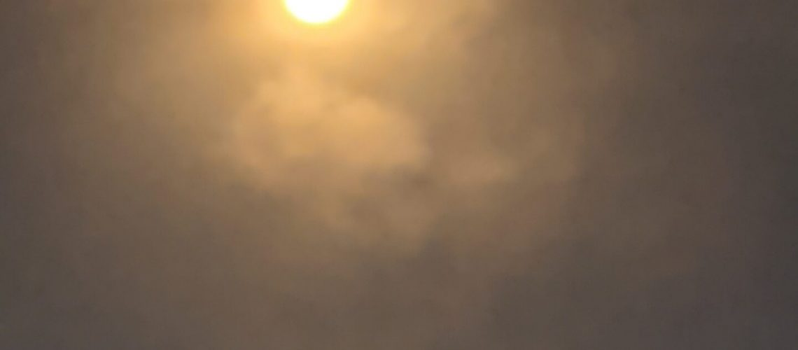 éclipse partielle soleil